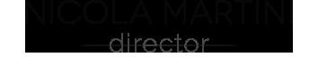 Nicola Martini director logo
